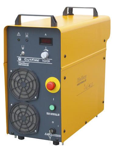 Equipo de corte por plasma CNC / con ondulador / para metal / de alto rendimiento CutFire 100i Kjellberg Finsterwalde