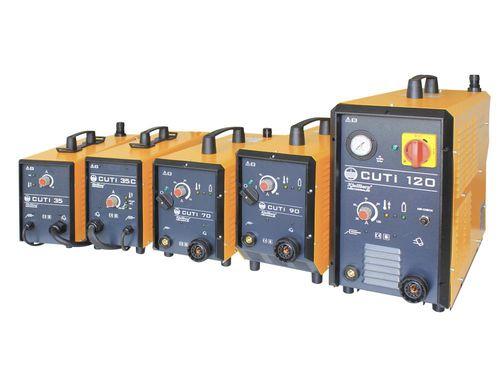 equipo de corte por plasma manual / con ondulador / para metal / de alto rendimiento