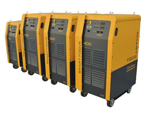 Fuente de corriente plasma automatizada / para corte por plasma / para cortador de plasma / para el corte de metales Smart Focus Series Kjellberg Finsterwalde