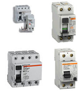 Interruptor diferencial en caja moldeada / de potencia 1 - 125 A | ID-RCCB Schneider Electric - Electrical Distribution