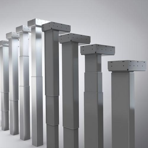 columna eléctrica - SUSPA