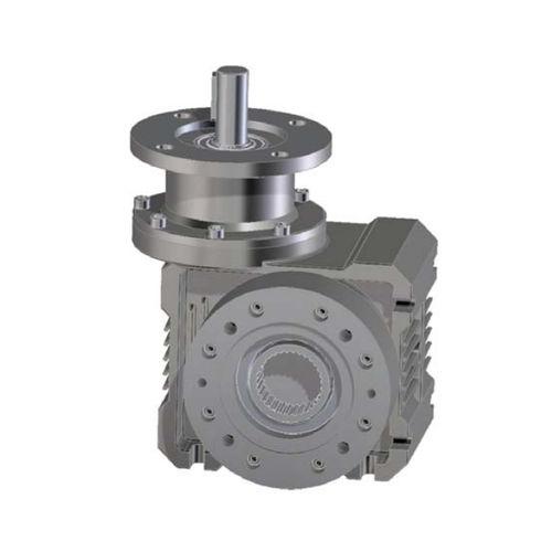 reductor de tornillo sin fin / de ejes ortogonales / de precisión / compacto