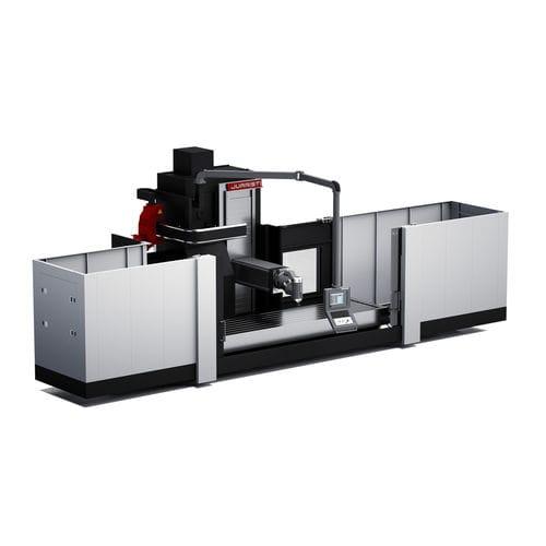 fresadora CNC 3 ejes - JUARISTI