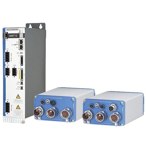 servo-amplificador descentralizado - Kollmorgen Europe GmbH