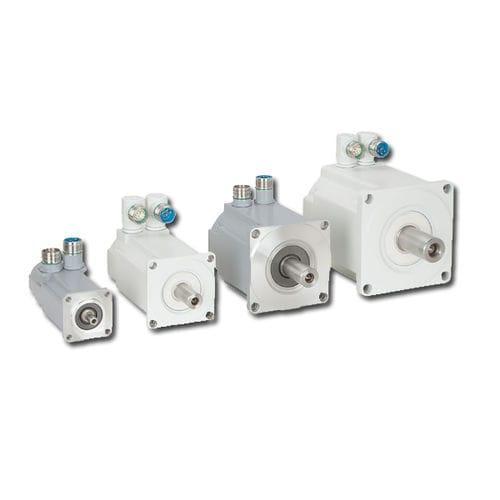 Servomotor AC / bifásico / para alimentos / con imán permanente AKM™ Washdown Kollmorgen Europe GmbH