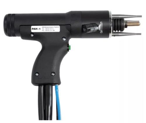 pistola de soldadura de pasador / automática / electrónica
