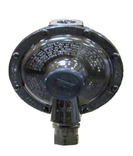 Regulador de presión para gas / de membrana / monoetapa 1/2 - 3/4