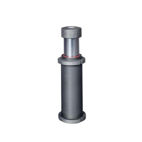 Amortiguador de choque / hidráulico / mecánico / para máquina PUDZ III Römer Fördertechnik GmbH