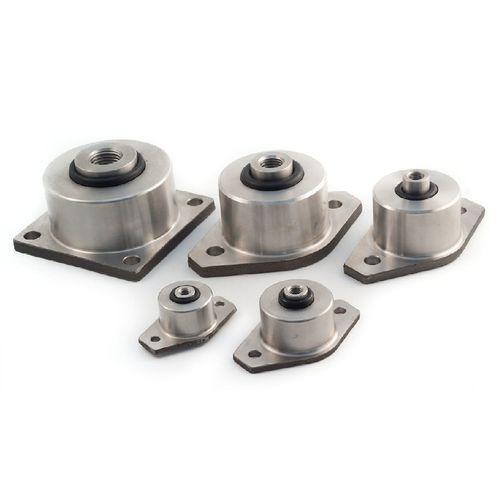 amortiguador de vibración / de choque / industrial / para aplicaciones militares