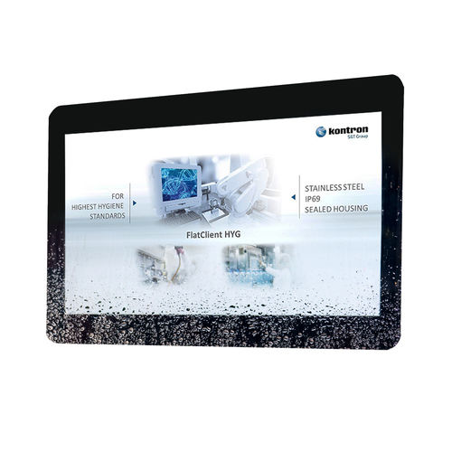 panel PC táctil / de LCD / 21.5
