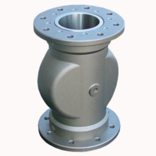 válvula de manguito / con control neumático / de mezcla / de acero inoxidable