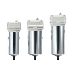 filtro de aire / de acero inoxidable