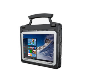 Ordenador portátil industrial / MIL-STD-810G / robusto / IP65 CF-20 Panasonic Computer Product Solutions
