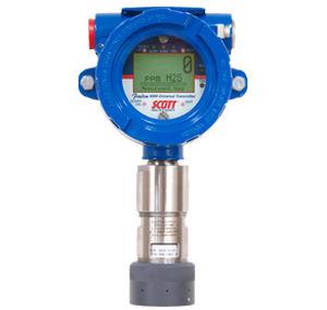 transmisor de gas tóxico / electroquímico / multiusos