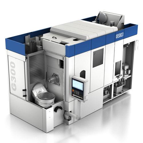 Centro de mecanizado CNC / 3 ejes / horizontal G300 GROB-WERKE