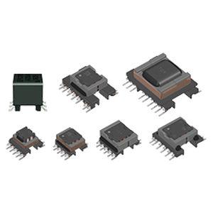 transformador de aislamiento / de tipo seco / para IGBT