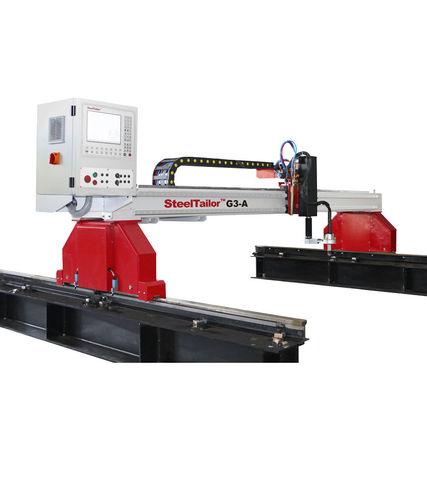 máquina de corte CNC - SteelTailor