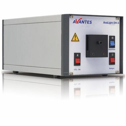 Fuente luminosa de deuterio / NIR / UV / benchtop AvaLight-D(H)-S Avantes