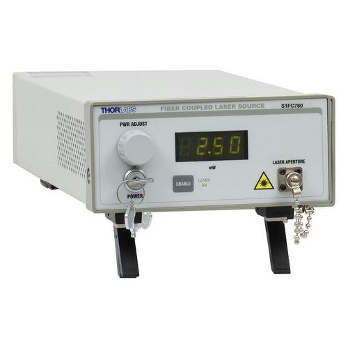 fuente láser pulsada / de estado sólido / visible / de diodo