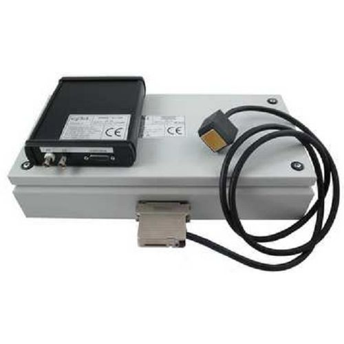 multiplexor módulo / con transductores múltiples / para sistema de inspección por ultrasonidos