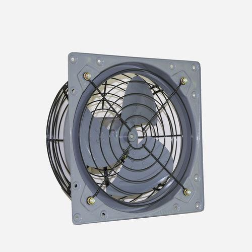 ventilador de pared / axial / de refrigeración / de evacuación
