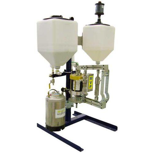 unidad de dosificación de silicona / epoxi / de bajo flujo / uretano