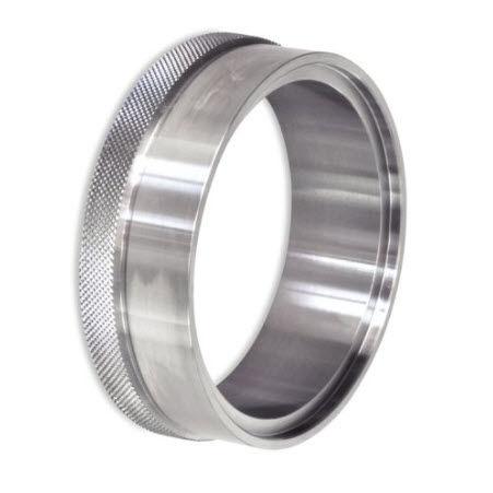 anillo de regulación de acero