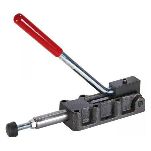dispositivo de sujeción rápida con desplazamiento axial / de acero