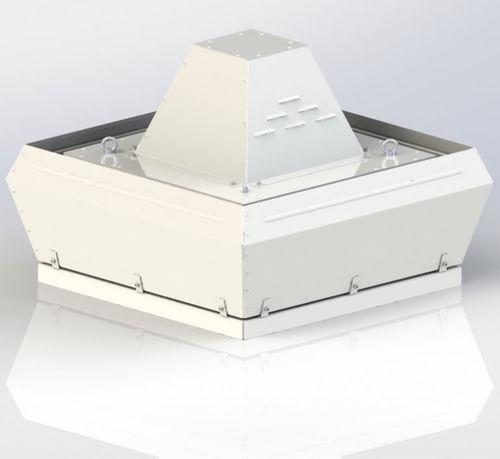 ventilador de tejado / radial / de evacuación / de accionamiento directo