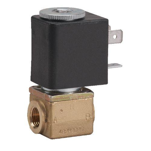 electroválvula de control directo / de 3/2 vías / NC / NO