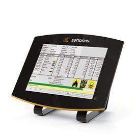 terminal con pantalla táctil / de mesa / compacto / de visualización