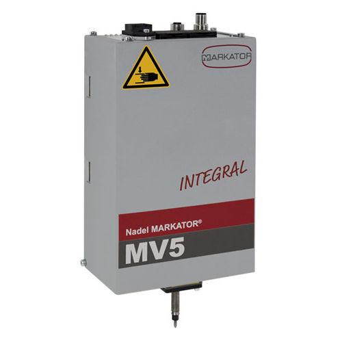 máquina de marcado por micropercusión - MARKATOR Manfred Borries GmbH
