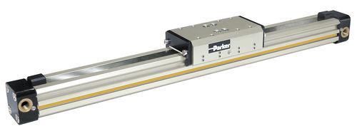Actuador lineal / accionada por aire / de doble efecto / sin varilla ø 16 – 80 mm, max. 2500 N | SL series Parker Hannifin GmbH