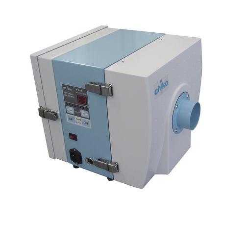 desempolvador de bolsa / con agitador mecánico / compacto / de alta presión