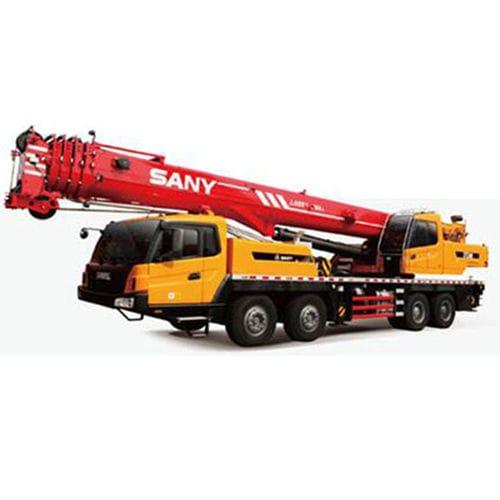Grúa móvil / de mástil / plegable / para obra SANY STC600S SANY Group Co.,Ltd