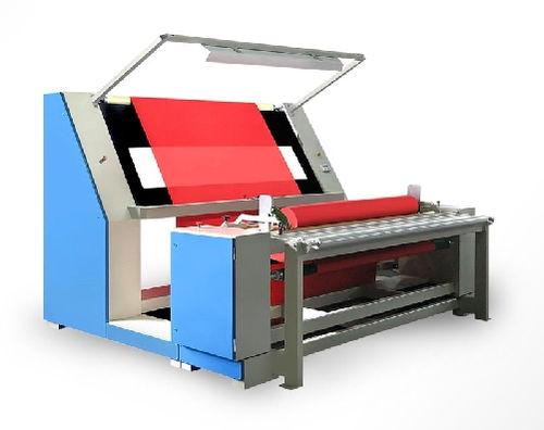 máquina de inspección de tejidos con enrollador / sin tensiones / con plataforma