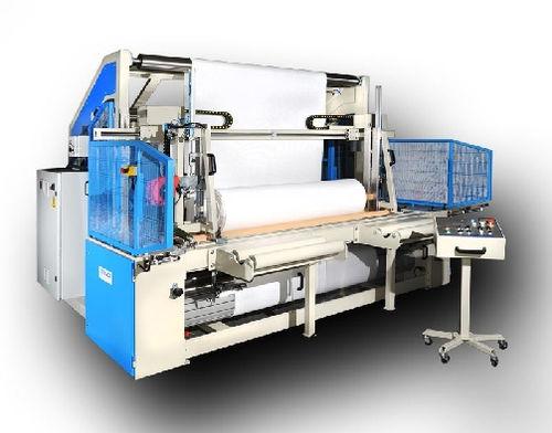 máquina de corte de tejido / CNC / bobinado
