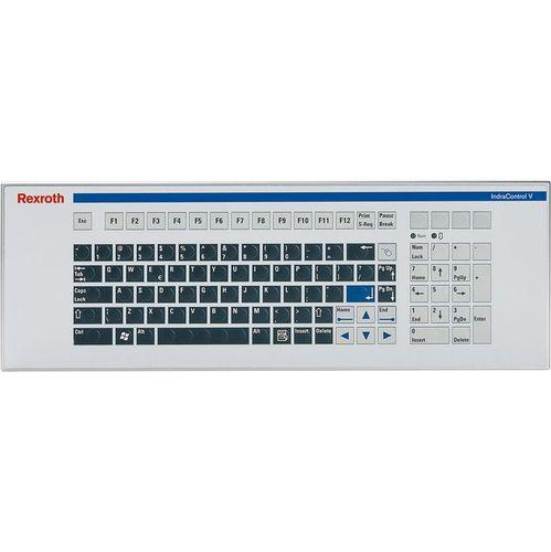 teclado empotrable / de tecla mecánica / 85 teclas / sin puntero