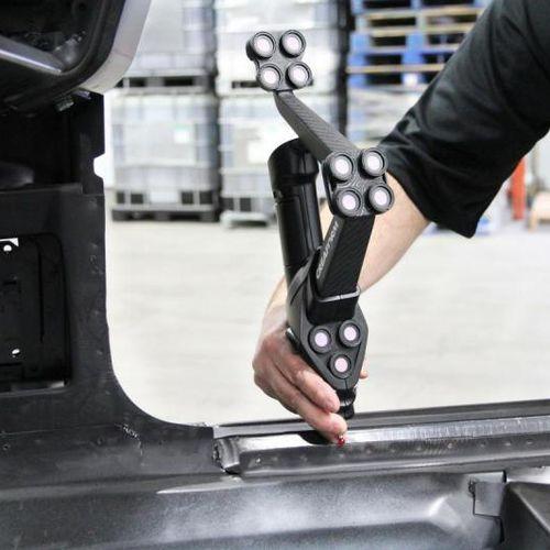 máquina de medición de coordenadas con control manual - Creaform