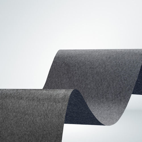 Lámina de junta de carbono / de brida / resistente a los productos químicos
