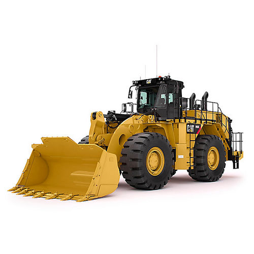 cargadora de ruedas - Caterpillar Global Mining