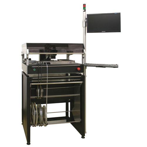 Máquina de inserción para SMD / con sistema de alineación óptico P10 Mechatronic Systems