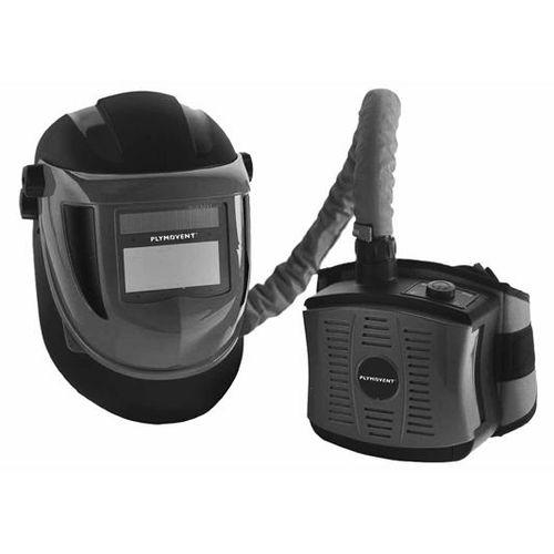 máscara de soldadura pasiva / EN 175 / EN 379 / con ventilación