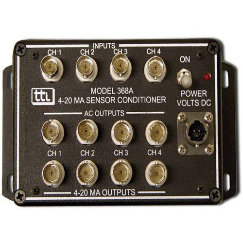 acondicionador de señal multivías / para sensor