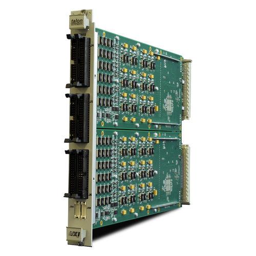 módulo de adquisición de datos multicanal / benchtop / con E/S digital