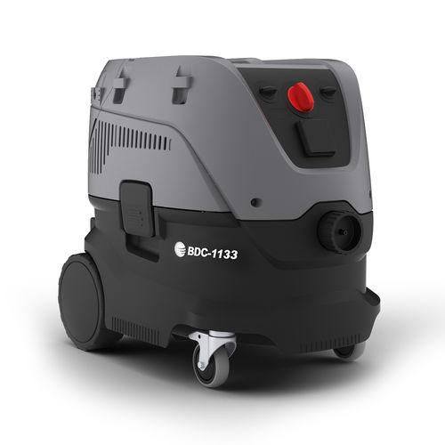 aspirador para polvo peligroso / monofásico / industrial / móvil