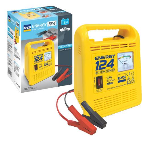 cargador de baterías ácido-plomo / móvil / automático