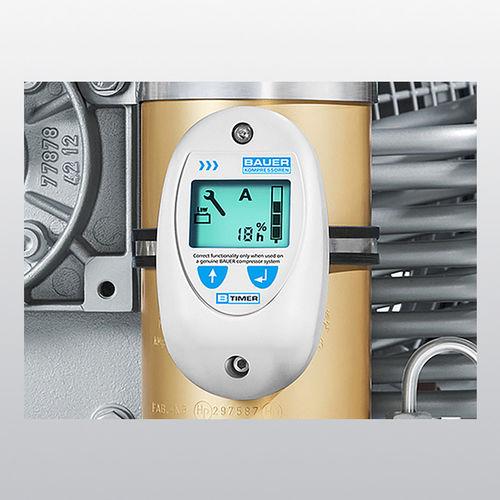 sistema de control de vigilancia / digital / para filtro