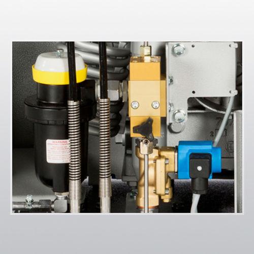 purgador de condensados / de agua / automático / electrónico