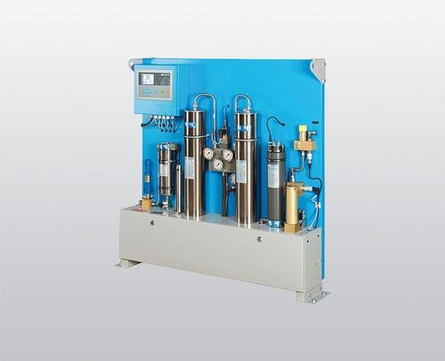 secador continuo / de gas / de aire